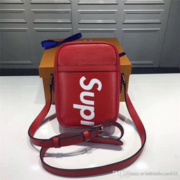 Argentina 2018 Mochila de hombro Sport Packs al aire libre Hombres Mujeres Mejor calidad con caja original Material auténtico Negro Rojo 24x20x9cm Suministro