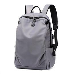 laptops coloridos Desconto 2019 Moda Casual Bag Tendência Personalidade Backpack Computer Mochila USB recarregável Waterproof Outdoor Backpack Travel Bag