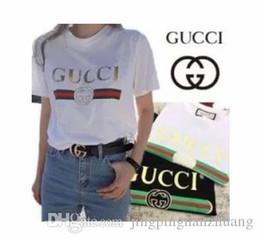 tops da praia das senhoras Desconto Nova marca de verão camiseta para mulheres tops camisas de grife de luxo senhora verão roupas de praia de manga curta tees férias casual camiseta