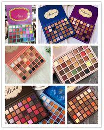 Hot nouvelle palette de maquillage beauté Anna 35colors Palette d'ombre à paupières Shimmer Matte Haute qualité expédition DHL ? partir de fabricateur