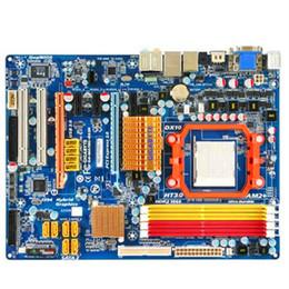 Socket am2 desktop online-Para Gigabyte GA-MA78G-DS3H Placa madre de escritorio original utilizada MA78G-DS3H 780G Socket AM2 DDR2 SATA2 USB2.0