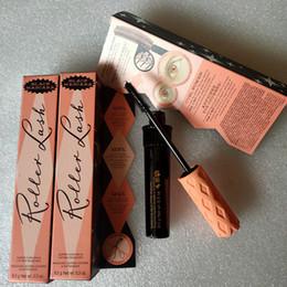 Latigazo sexual online-Mascara mejor que sexo rímel NEGRO rodillo tubo de rimel del latigazo de 8,5 g rosada paquete CrulingWaterproof DHL envío libre de alta calidad