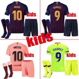 Socks UK NEW 18//19 Kids Soccer Kit For 3-12 Yrs Boys Short Sleeve Sport Suit