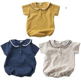 niños de la moda de los mamelucos Rebajas Mamelucos del bebé de Celveroso Moda de verano Ropa de bebé recién nacido para niñas de manga corta Niños Niños Mono Bebés Trajes de ropa MX190912