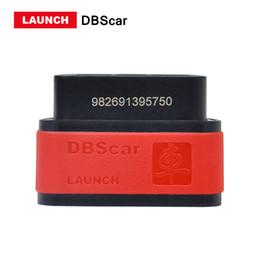 Ferramenta x431 do lançamento original on-line-Original launch bluetooth connector ferramenta de diagnóstico do carro DBScar para X431 V + pro pro3 pros3 PAD DIAGUN III DHL livre