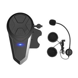 2019 cuffie intercomunicanti Auricolare Bluetooth AABB-Moto, casco Bt-S3 1000M Sistemi di comunicazione Bluetooth Cuffie casco da sci Interfono cuffie intercomunicanti economici