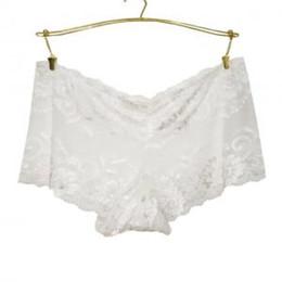 Sous-vêtements en dentelle Sous-vêtements pour femmes Transprent Thongs Briefs culottes sous-vêtements Lady Boxer évider confortable garçon Short 8 couleurs GGA1536 ? partir de fabricateur
