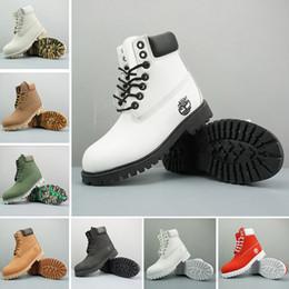 Homens sapatos casuais para o inverno on-line-TBL Timberlandbotas Mulheres Homens Designer Sports Red Branco Sapatilhas Inverno sapatos de grife Casual Formadores das mulheres dos homens de Luxo arrancar 36-46