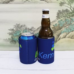 soporte del refrigerador rechoncho Rebajas 1000 unids / lote Stubbie para el negocio personalizado puede refrigeradores personalizados Australia Stubby titulares regalo promocional Stubby refrigerador bolsas