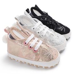 1526d65c9 2018 Novo Bebê Recém-nascido Da Criança Infantil Menino Menina Sapatilha  Macia Orelhas de Coelho Sapatos de Bebê Da Criança Botas de Coelho Bonito  Sapatos ...