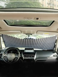 Auto automatici a scomparsa parasole accessori finestra anteriore finestra parasole protezione solare per Mitsubishi Outlander 2013-2018 da