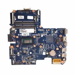 2019 placas base de fru Placa base del ordenador portátil para 814043-001 814043-501 814043-601 14-AC I3-4005U 6050A2730001 placa base del sistema Totalmente probado
