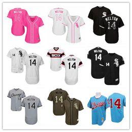 2018 top Chicago White Sox Jerseys  14 Bill Melton Jerseys men WOMEN YOUTH Men s  Baseball Jersey Majestic Stitched Professional sportswear 7923133ec