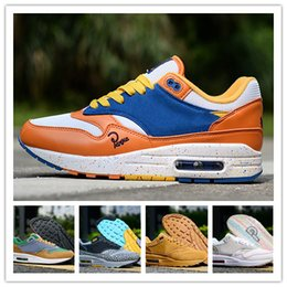 separation shoes dd2ed c542d 2019 retro max shoes nike air max Calidad superior 87 Uno Hombres Mujeres  Zapatos Corrientes Chassures