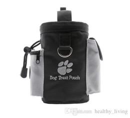 Dog Training Pouch Bag Pet Dog Puppy Obbedienza Agility Bait Training Cibo Treat Pouch Bag Impermeabile Pet Supplies Accessori Top Quality da animali domestici di scherma di plastica fornitori