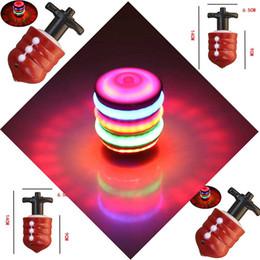 Hot New Classic Electric Gyro Toys For Children Colorido Música Flash Electric Gyro Decompresión Juguetes Regalos desde fabricantes