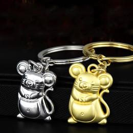 Gold Silver Eiffel Tower Souvenir France Paris Key Chain Ring Keychain Gift KR23