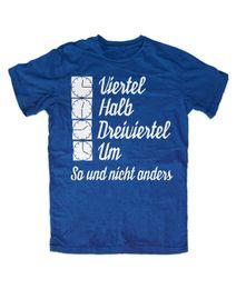 Canada Ossi Zeiten T-Shirt BLAU DDR FDJ Rétro Lustig Fun Viertel Halb Dreiviertel Um Drôle livraison gratuite Unisexe Casual Tshirt supplier free ddr Offre