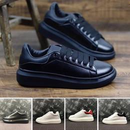 f4ac697804b5aa Bonne Tendance De La Mode Plate-forme Designer Hommes Femmes Chaussures  Casual Luxe Amoureux Blanc En Cuir Sport Sneakers Amoureux Joli Designer  chaussure ...