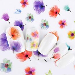 Yeni DIY Sanat Dandels Çiçek 3D Tırnak Etiketler Nail Art Yapışkan Transferi Sticker Çıkartmaları Dekor Taze Yaz Çiçek Ve Karahindiba Çiviler Çubuk nereden