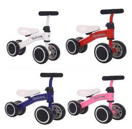 Paseo de cuatro ruedas para andadores en bicicleta para niños Paseo en moto en motos coches Juguetes para niños desde fabricantes