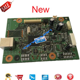 2019 placa de formatador hp Original novo CE831-60001 Placa Formatter PCA Assy placa lógica Main Board para HP M1136 M1132 1132 1136 M1130 em peças da impressora