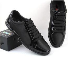 Loafers elegantes on-line-2019 novos esportes elegantes dos homens shoes.mens tênis mocassins sneakers calçados casuais dos homens, sapatos de couro mocassins 40-46