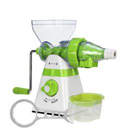 2019 macchine di succo di limone Hot Multifuctional Kids Fruit Juicer Mini Handheld Orange Lemon Juice Extractor Frutta Verdura Succo Macchina Utensili da cucina per la casa macchine di succo di limone economici