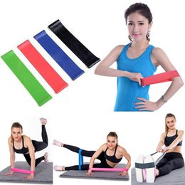 Fitness & Body Building New High Quality Resistance Bands Exercise Loop Workout Flexbands For Yoga Physical Therapy Rehab Stretching Home Fitness#294663 Resistance Bands