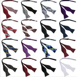 Argentina Mano de jacquard para hombres que juega con la corbata de moño, vestido de ocio, corbata de lazo de calabaza, para hombres Suministro