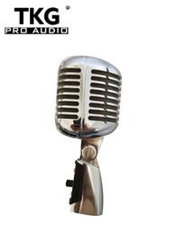 Sprecherstufe online-China audio sound speaker einzigartiges design 55sh klassisches mikrofon bühnenleistung klassisches aufnahme professionelles mikrofon