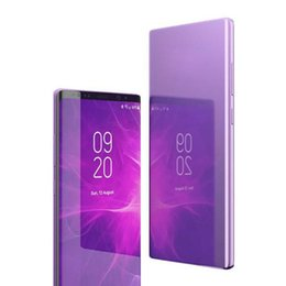 Мобильные телефоны 4g lte онлайн-Goophone N9 9 6,3-дюймовые телефоны Andorid 4 ГБ / 8 ГБ / 16 ГБ ROM Bluetooth 3G WCDMA Показать 4G LTE Dual Sim большой экран мобильного телефона