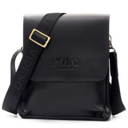 27daeb9ce4fa Henghsheng Black Men Shoulder Bag High Quality Pu Leather Men Crossbody Bag  for Fashion Business Vertical Bags