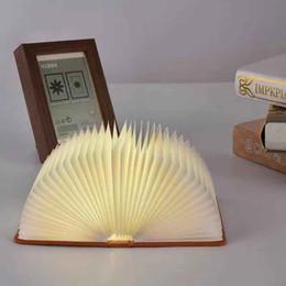 Envío libre de la ilusión óptica LUZ Luz al por mayor 3D Noche de Navidad de encargo brillante del LED de escritorio libro de mesa de luz regalos de decoración infantil desde fabricantes