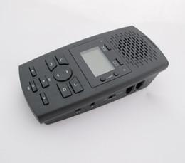 Canada Enregistreur d'appel téléphonique fixe avec lignes analogiques numériques IP avec boîte d'enregistrement téléphonique pour répondeur / carte SD 16G / RJ9 RJ11 Offre