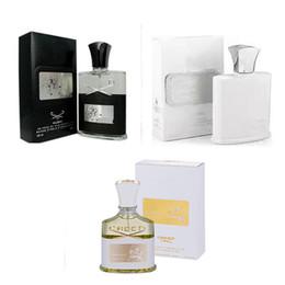 muito bonito Desconto Envio dos EUA TOP TOP Qualidade 3 TIPO Creed Aventus perfume para homens 120ml com o tempo de longa duração alta fragrância capactity