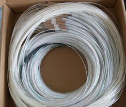 conectores de fibra óptica Desconto Tubo 100pcs 1x8 de aço sem divisor do PLC da fibra óptica do conector