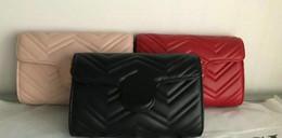 Argentina 2019 nueva marca de moda de mujer bolsos de cuero de lujo para mujer Satchel Bolsos cruzar cuerpo bolsas de hombro bolso de cadena de las señoras Bolsa Feminina cheap womens leather satchel handbags Suministro