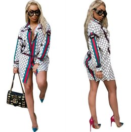 Argentina 2018New Classic Plaid Blusas para mujer Camisas de manga larga Bajar el cuello Mujer Tops Con Fajas Camisa estilo inglaterra cheap classic kimono Suministro
