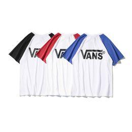 Cucharada de los hombres t shirt online-Hombres Mujeres Camiseta abrigo ropa manga corta Scoop Neck verano Hombres amantes femeninos Camiseta Moda M-XXL L812