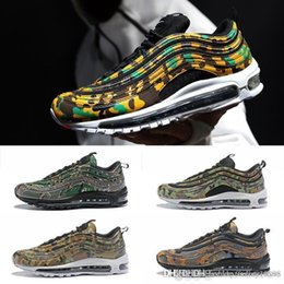 9e073aa3c89a 2019 New Arrival 97 Camouflage Country Camo Japan Italy UK Casual Shoes  Army Green Grey Brown Men Sports Sneakers Size 40-46 camouflage sneakers  men on sale