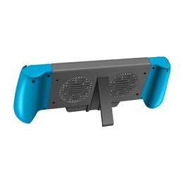 Canada Poignée de charge à refroidissement hôte Switch Lite NS Switch Poignée du pack de batterie externe extensible avec support Offre