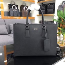 Pasta clara on-line-libobo6 Handbag Briefcase Limpar 9212-1 Top dos homens Homens alças de ombro Bolsa Crossbody Belt Boston Bags Totes Mini Bag Embreagens