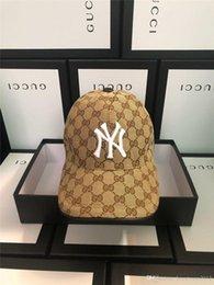 bonés de soldado Desconto Boné de beisebol Moda Bordados Cotton com caixa de saco Hip Hop Golf Snapback Mulheres Homens Cap