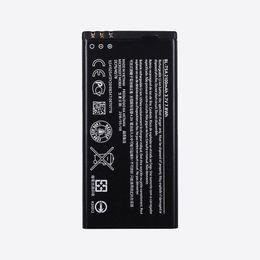 Телефоны microsoft lumia онлайн-Подлинная BL-T5A Аккумулятор для телефона Nokia Microsoft Lumia 550 Accu Оригинальный Bateria 3.7 В 2100 мАч Оптовая