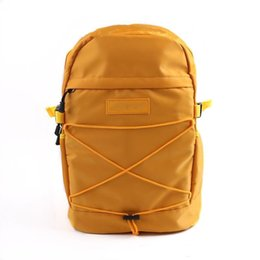 Brand backpack top waterproof travel bag large capacity brand backpack for  men and women red yellow blue black c3485ed6cf72a
