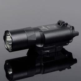Canada SF X300 Ultra Gun Light X300U Lampe torche de grande puissance adaptée à 500 lumens et adaptée à un rail de 20 mm pour rail Picatinny Offre