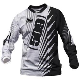 Maglie da ciclismo Corrida De Ciclismo Jersey Motocross Motoslitta da bici Snocross Tamanho XXS-3XL Martin Camisa Mtb Mx Moto Cross T-shirt da equitazione da