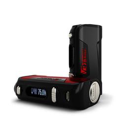 Оригинальная коробка VT75 HCigar нано Mod электронные сигареты без 18650 батареи e-сигареты, мини-сигареты аксессуары cheap hcigar box от Поставщики коробка hcigar