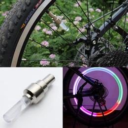 2019 luzes de roda auto Auto carro da bicicleta da bicicleta ciclismo roda falou arame pneu brilhante led flash luz lâmpada desconto luzes de roda auto